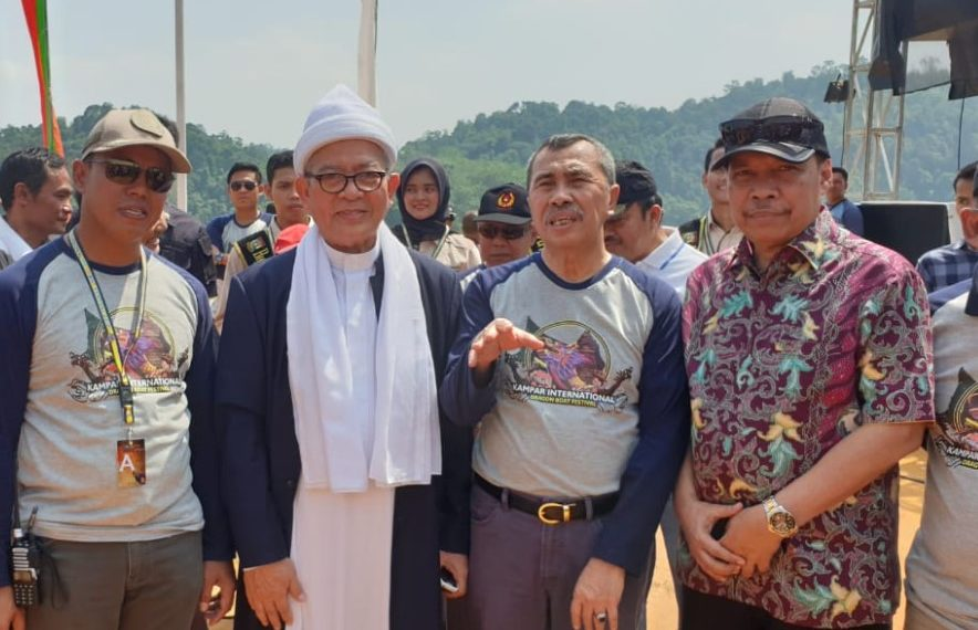 Rektor UMSU - Kejuaraan Dragon Boat Membanggakan Kampar