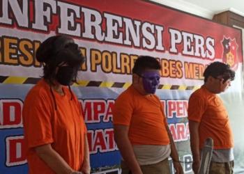 Pembunuhan Sadis di Cemara Asri Medan
