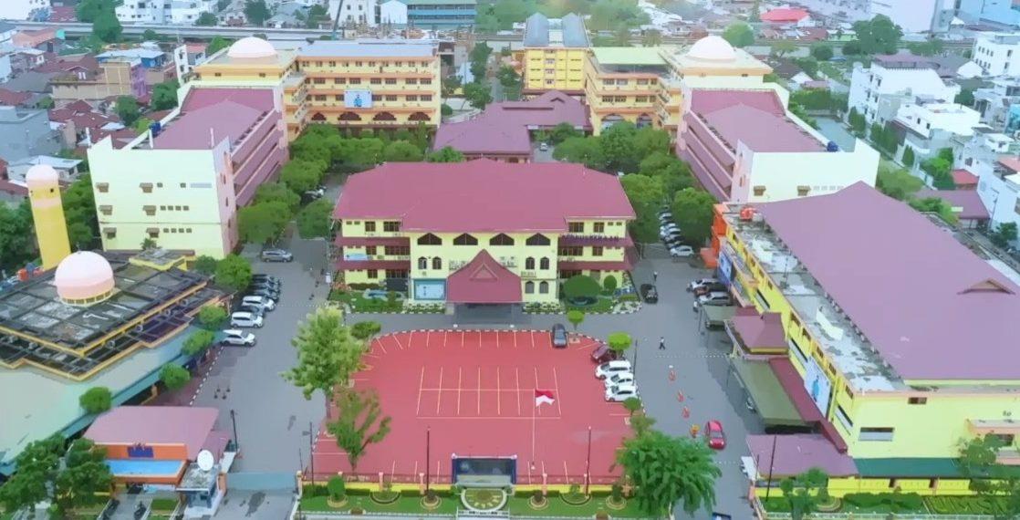 kampus terbaik di sumut