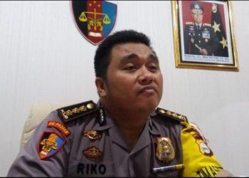 Kapolrestabes Medan Kombes Pol Riko Sunark